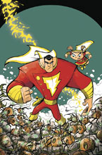 Image: Billy Batson and Magic of Shazam Book 01 SC  - DC Comics