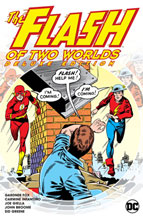 Image: Flash of Two Worlds Deluxe Edition HC  - DC Comics