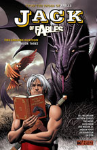 Image: Jack of Fables: The Deluxe Edition Book 03 HC  - DC Comics