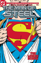 Image: Superman: Man of Steel Omnibus by John Byrne Vol. 01 HC  - DC Comics