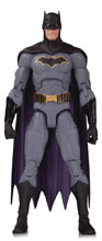 Image: DC Essentials Action Figure: Batman Rebirth  (Version 2) - DC Comics