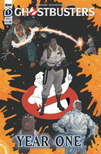Image: Ghostbusters Year One #1 (cover A - Shoening) - IDW Publishing