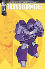 Image: Transformers #17 (cover B - Cahill) - IDW Publishing