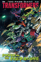 Image: Transformers 100-Page Giant: Power Predacons  - IDW Publishing