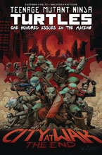 Image: Teenage Mutant Ninja Turtles #100 Deluxe HC  - IDW Publishing