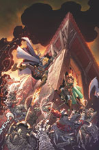 Image: Dungeons & Dragons: Infernal Tides #3 (cover A - Dunbar) - IDW Publishing