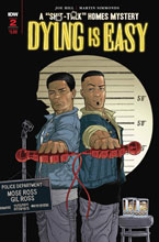 Image: Dying Is Easy #2 (cover B - Rodriguez) - IDW Publishing