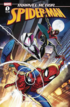 Image: Marvel Action: Spider-Man #1 (2020) (cover A - Ossio) - IDW Publishing