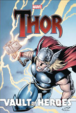 Image: Marvel Vault of Heroes: Thor Vol. 01  - IDW Publishing