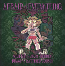 Image: Afraid of Everything GN HC  - IDW Publishing