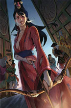 Image: Rising Sun #3 (cover A - Coccolo) - IDW Publishing