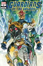 Image: Guardians of the Galaxy #1 (variant cover - Shavrin) - Marvel Comics