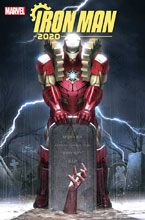 Image: Iron Man 2020 #1 (incentive 1:50 cover - Inhyuk Lee)  [2020] - Marvel Comics