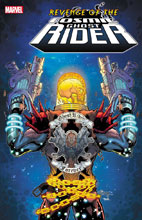 Image: Revenge of Cosmic Ghost Rider #2 (variant cover - Lubera) - Marvel Comics