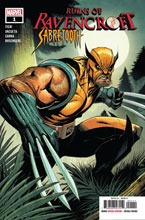 Image: Ruins of Ravencroft: Sabretooth #1 - Marvel Comics