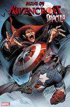 Image: Ruins of Ravencroft: Dracula #1 (variant cover - Land) - Marvel Comics