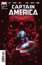 Image: Captain America: The End #1  [2020] - Marvel Comics