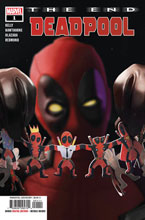 Image: Deadpool: The End #1 - Marvel Comics