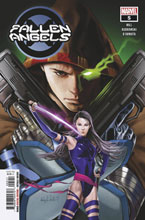 Image: Fallen Angels #5 (DX)  [2020] - Marvel Comics