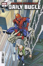 Image: Amazing Spider-Man: Daily Bugle #1 (variant cover - Lubera) - Marvel Comics