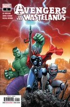 Image: Avengers of the Wastelands #1  [2020] - Marvel Comics