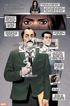 Image: Jessica Jones: Blind Spot #1 - Marvel Comics