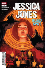 Image: Jessica Jones: Blind Spot #2 - Marvel Comics