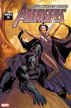 Image: Avengers #29 (variant Marvels X cover - Lupacchino) - Marvel Comics