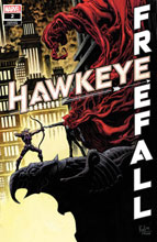 Image: Hawkeye: Freefall #2 (incentive 1:25 cover - Hotz) - Marvel Comics