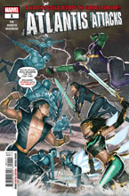 Image: Atlantis Attacks #1 - Marvel Comics