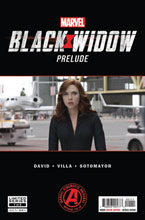 Image: Marvel's Black Widow Prelude #1 - Marvel Comics