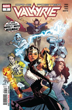 Image: Valkyrie: Jane Foster #7 - Marvel Comics