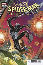 Image: Symbiote Spider-Man: Alien Reality #2 (variant cover - Ron Lim) - Marvel Comics