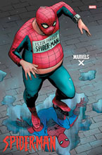 Image: Spider-Man #5 (variant Marvels X cover - Rodriguez) - Marvel Comics