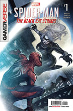Image: Marvel's Spider-Man: Black Cat Strikes #1 - Marvel Comics