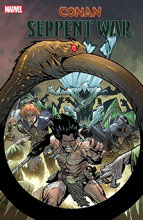 Image: Conan: Serpent War #3 (incentive 1:50 cover - Jacinto) - Marvel Comics
