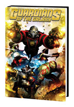 Image: Guardians of the Galaxy: Somebody's Got To Marvel Select HC  - Marvel Comics