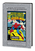 Image: Marvel Masterworks Spectacular Spider-Man Vol. 03 HC  - Marvel Comics