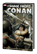 Image: Savage Sword of Conan Original Marvel Years Omnibus Vol. 03 HC  - Marvel Comics