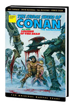 Image: Savage Sword of Conan Original Marvel Years Omnibus Vol. 03 HC  (variant DM cover - Earl Norem) - Marvel Comics