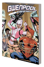 Image: Gwenpool Strikes Back SC  - Marvel Comics