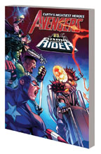 Image: Avengers by Jason Aaron Vol. 05: Challenge of the Ghost Riders SC  - Marvel Comics