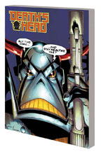 Image: Death's Head: Freelance Peacekeeping Agent SC  - Marvel Comics