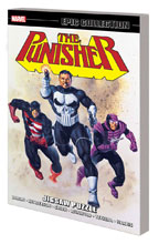 Image: Punisher Epic Collection: Jigsaw Puzzle SC  - Marvel Comics
