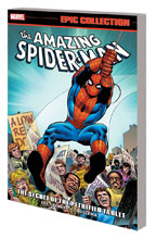 Image: Amazing Spider-Man Epic Collection: Secret of Petrified Tablet SC  - Marvel Comics
