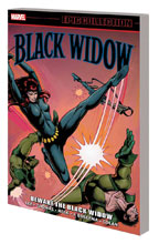 Image: Black Widow Epic Collection: Beware of the Black Widow SC  - Marvel Comics