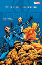 Image: Fantastic Four: The End SC  (new printing) - Marvel Comics