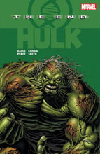 Image: Hulk: The End SC  (new printing) - Marvel Comics