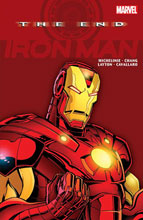 Image: Iron Man: The End SC  (new printing) - Marvel Comics