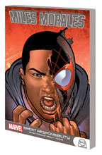 Image: Miles Morales: Great Responsibility GN SC  - Marvel Comics